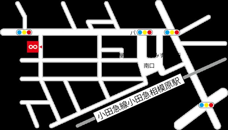 小田急相模原駅徒歩3分